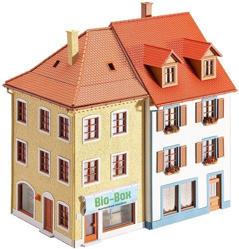 Hause Etabliert (FALLER FA130496 - 2 Kleinstadthäuser)