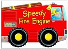 Couverture de Speedy Fire Truck