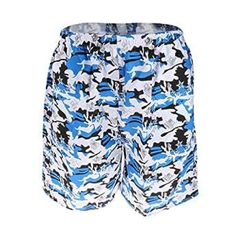 Men's Tropical Swim Shorts Summer Beach Surf Board Swimming Holiday Trunks Pants