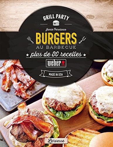 Weber burgers par Jamie Purviance
