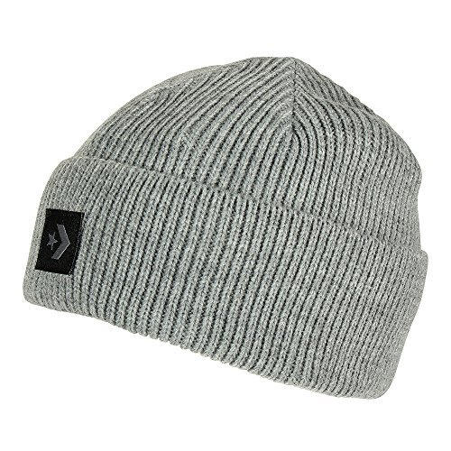 Star Chevron Short Dome Cap, Heather Grey, One Size ()