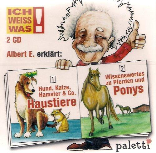 Ich weiss was! Haustiere / Ponys