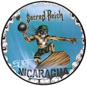 Surf Nicaragua (Picture Disc) [VINYL]