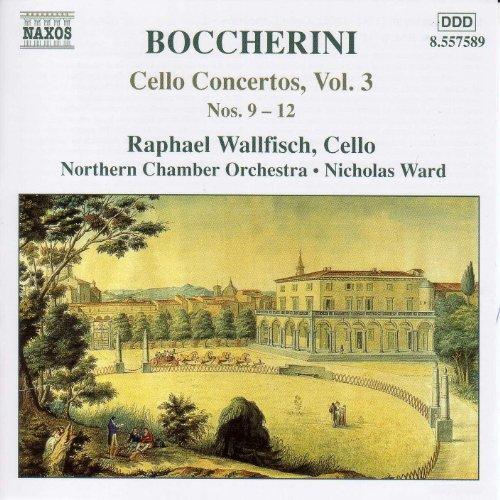 Cello Concerto in D Major, G. 483: III. Allegro e con moto
