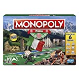 Hasbro Gaming - Monopoly Italia Gioco da tavolo, C1817103
