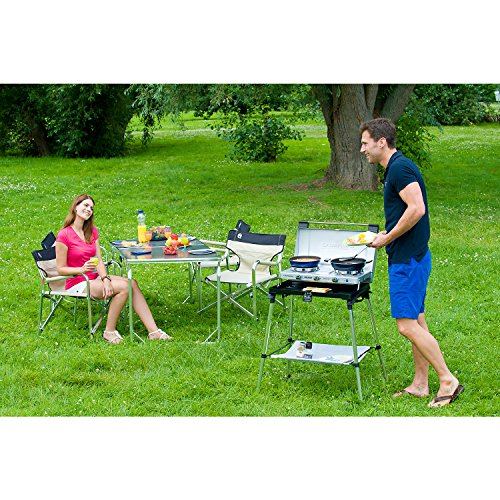 61l4Yyzj4DL. SS500  - Campingaz, Toaster and Stand Camp Stove, Camping gas Cooker With Toaster