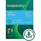 Kaspersky Total Security 2021 | 5 Dispositivos | 1 Año | PC / Mac / Android | Código de activación vía correo electrónico