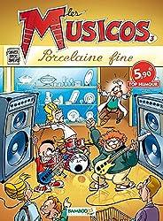 Les musicos T3 Top Humour