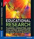 Educational Research: Planning and Evalu: Planning, Conducting, and Evaluating Quantitative and Qualitative Research