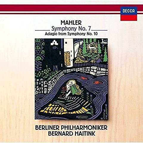 Mahler : Symphonies n° 7 / Adagio from Symphony n° 10 [Shm-CD] [Import USA]