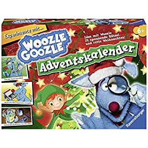 Ravensburger 18999 Woozle Goozle Advent Calendar 2018