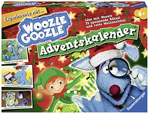 Ravensburger Woozle Goozle Adventskalender 2018