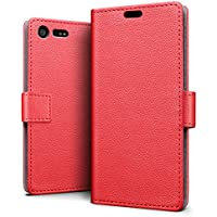 sony xperia x compact case red electronics. Black Bedroom Furniture Sets. Home Design Ideas