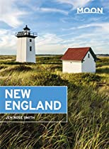 Moon New England (First Edition) (Travel Guide)