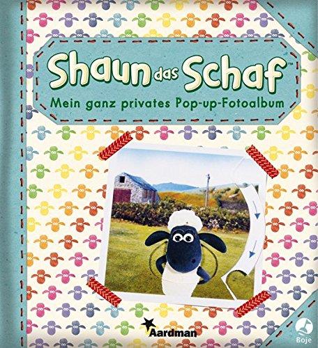 Preisvergleich Produktbild Shaun das Schaf - Mein ganz privates Pop-up-Fotoalbum