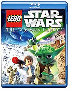 Star Wars LEGO : La menace Padawan [1 DVD - 1 Blu-ray]