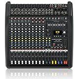 Dynacord CMS 1000–310Ausgangskanäle 15–Sie bieten HZ schwarz–Tische Mischpult Audio (10Kanäle, 24Bit, 15–Sie bieten HZ, 85dB, 96KHz, 0,005%)