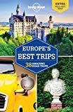Lonely Planet Europe's Best Trips (Travel Guide)