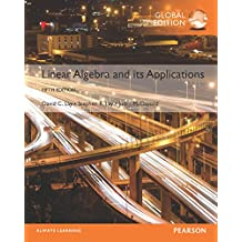 Linear Algebra and Its Applications, Global Edition (English Edition)