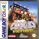 4X4 World trophy - Game Boy Color - PAL