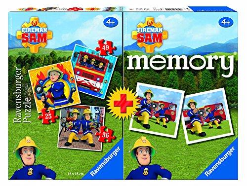 Ravensburger-Multipack-Memory-3-Puzzles-Sam-el-Bombero-06910