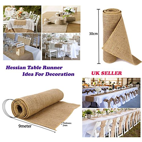 jjonlinestore-exclusive-brown-hessian-table-runner-sewed-edge-rustic-burlap-decor-vintage-shabby-chi