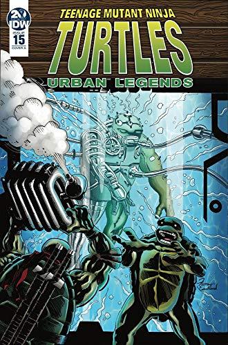 Teenage Mutant Ninja Turtles: Urban Legends #15 (English ()