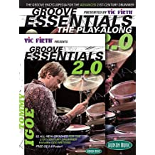 Vic Firth Presents Groove Essentials 2.0 with Tommy Igoe: Book, CD, DVD Combo Pack [With MP3 Format CD, DVD]