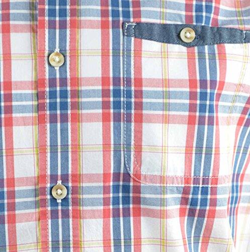 Tom Tailor Hemd mehrfarbig kariert Mehrfarbig