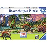 Ravensburger in The Land of Dinosaurs Panorama (2X-Large, 200-Piece)