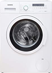 Siemens 7Kg 1000 RPM Front Load Washing Machine, White - WM10K200GC