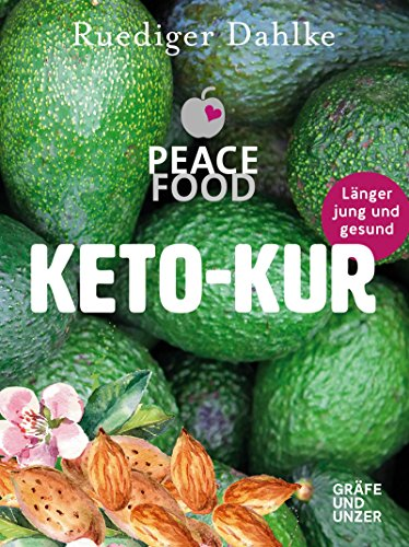 Die Peace Food Keto-Kur: Länger jung und gesund (Gräfe und Unzer Einzeltitel) Low-carb-high-fat-brot