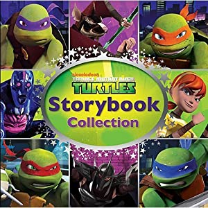 Nickelodeon Teenage Mutant Ninja Turtles Storybook Collection