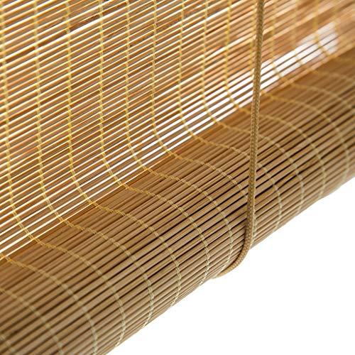Bambus Jalousien auf den Garten Balkon, heb- Rolläden auf der Terrasse Pavillon, dekorative Vorhänge in der Teestube Restaurant (Reed Jalousien)