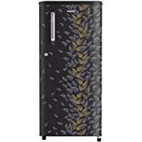 Whirlpool 190 L 3 Star Direct-Cool Single Door Refrigerator (WDE 205 CLS PLUS 3S, Twilight Fiesta, Toughened Glass Shelves)