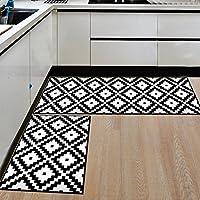 Amazon.fr : tapis cuisine - Polyester / Moquettes, tapis et sous ...