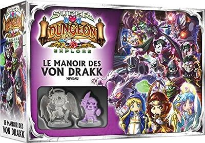 Asmodee - UBISDE18 - Super Dungeon Explore - Le Manoir des Von Drakk