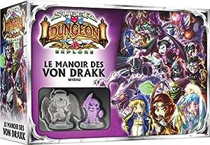 Asmodee-ubisde18-Super Dungeon Explore-Le Manoir Des Von Drakk