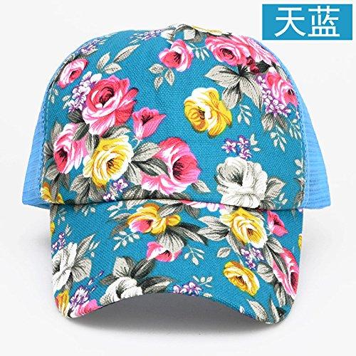 ZHANGYONG*Cap Bambini Estate marea Cappelli Cappello traspirante