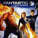 Fantastic 4 :The Album -Collectif -CD