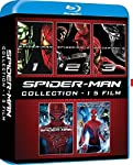 Description Edition Blu-Ray discs containing 5: 1-3 Spider-Man and The Amazing Spider-Man 1 and 2. Synopsis For the first time in a unique and unmissable box, all the films of one of the most beloved superheroes by audiences around the world.