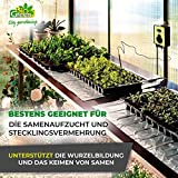 Bio Green Heizmatte inkl. Thermostat - 2