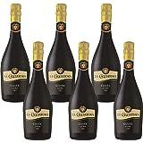 La Cacciatora Cuvèe Extra Dry Vino Spumante - 6 bottiglie