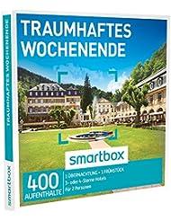 Smartbox - Geschenkbox - Traumhaftes Wochenende - 3* oder 4* Sterne Hotels