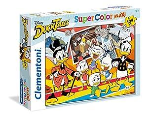 Clementoni 23718DuckTales-Máxima de Puzzle, 104Piezas