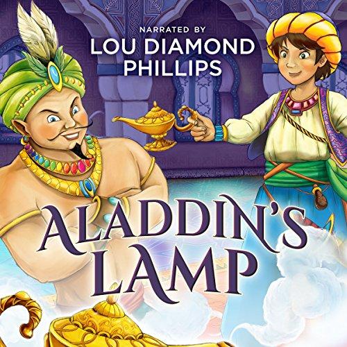 Aladdin's Lamp: The Classics Read by Celebrities  Audiolibri