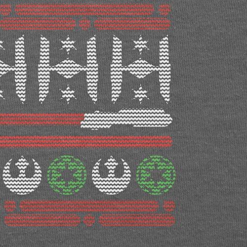 Texlab–Knit Ted Wars–Sacchetto di stoffa Grau