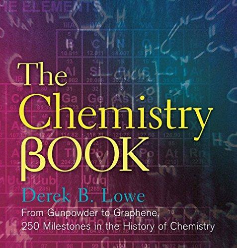 The Chemistry Book: From Gunpowder to Graphene, 250 Milestones in the History of Chemistry (Sterling Milestones) por Derek B. Lowe