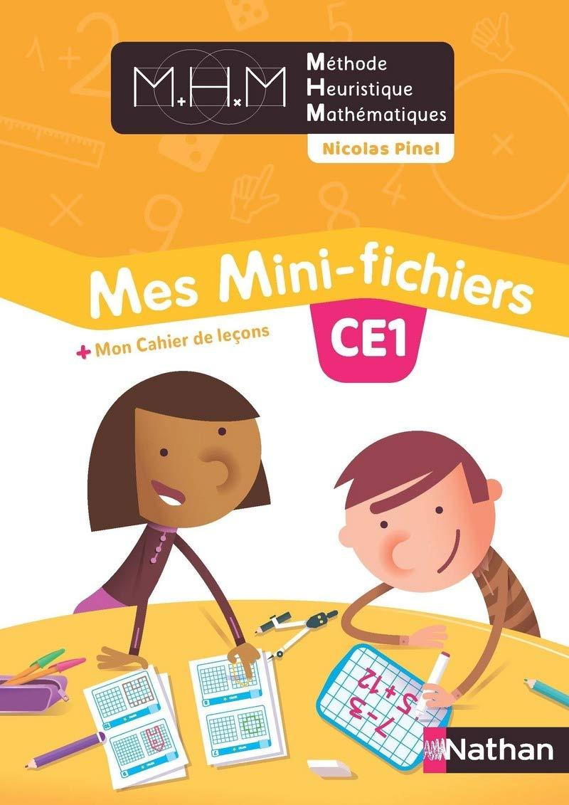 MHM - Mes mini-fichiers CE1 por Nicolas Pinel