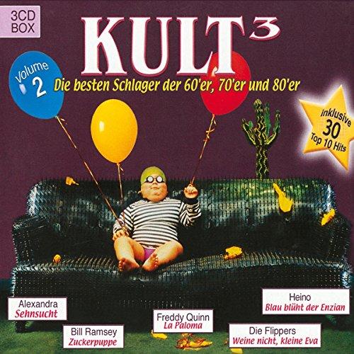 Kult3 - Die besten Schlager der 60er, 70er und 80er Jahre